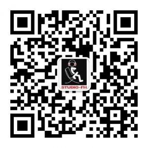 Studio FH 公众账号QR