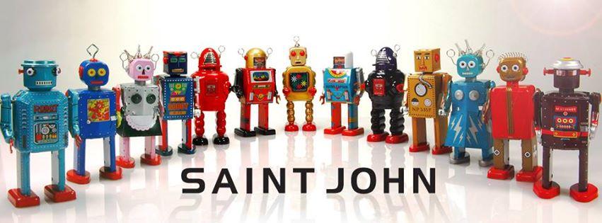 St John Cover Photo